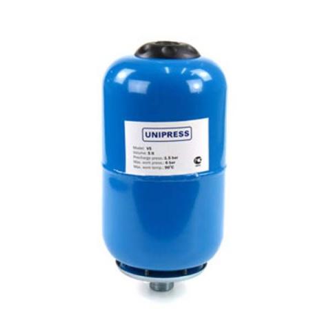 Гидроаккумулятор UNIPUMP UNIPRESS вертикальный