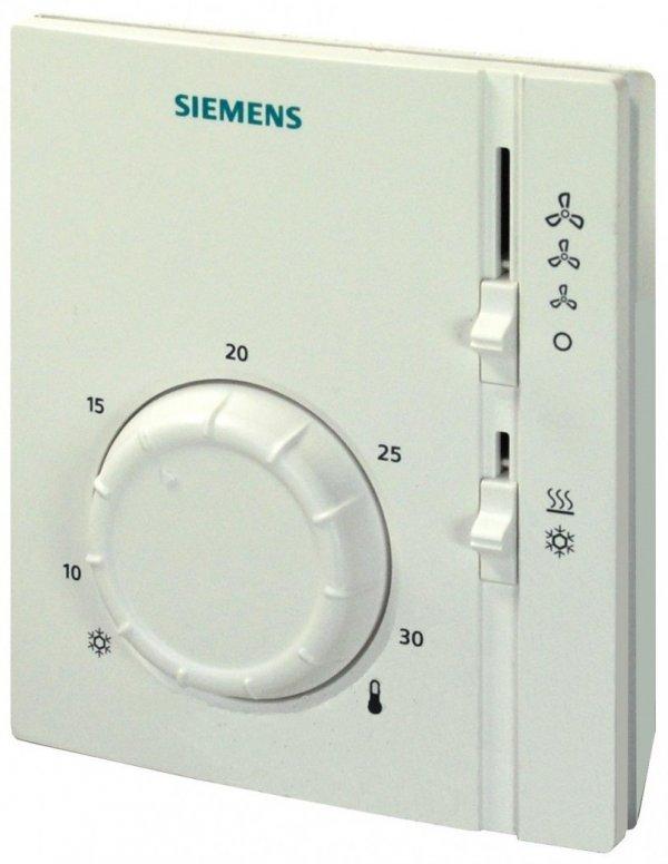 Siemens термостаты являются оптимальным средством снижения затрат на отопление