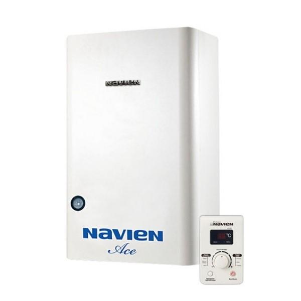 Пример газовых котлов Навьен