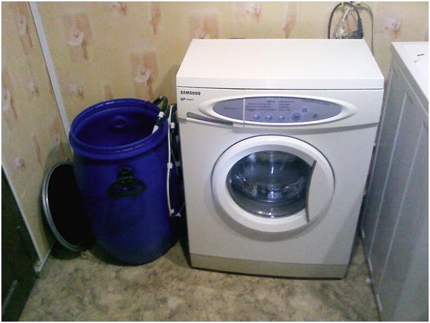 Подключить стиральную в домашних условиях