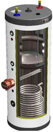 Бойлер Comfort Multi Energy с косвенным нагревом ACV