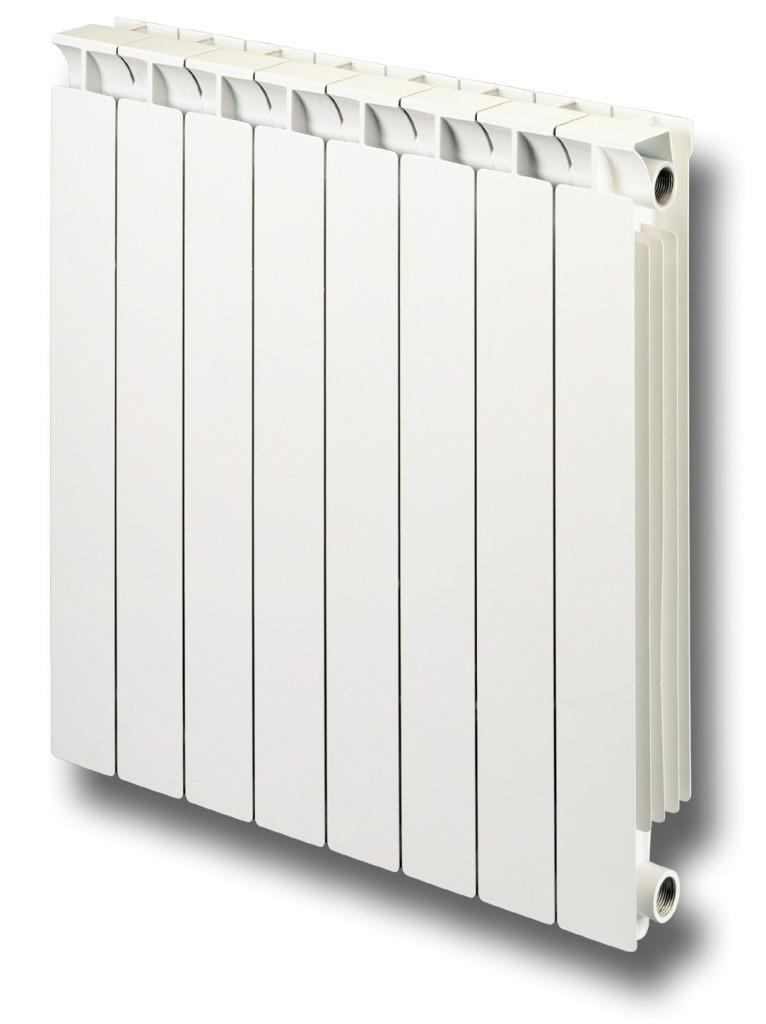 Пример биметаллического радиатора Global