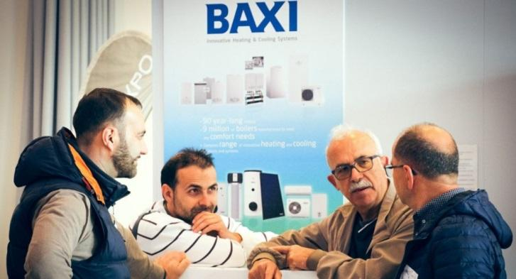 Обучение от компании Baxi