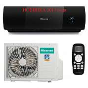 Инверторная сплит-система Hisense BLACK STAR DC AS-13UR4SVDDEIB1G/AS-13UR4SVDDEIB1W